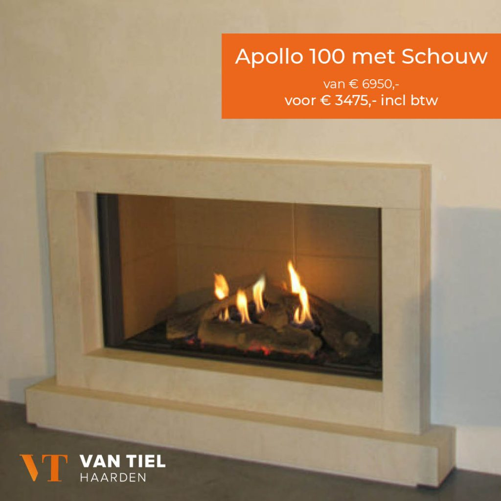 Dru Apollo 100 & schouw